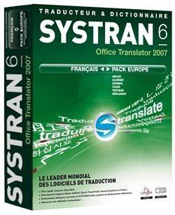 Traducteur SYSTRAN prenium V6 + crack